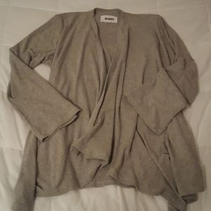 BB Dakota grey lightweight cardigan